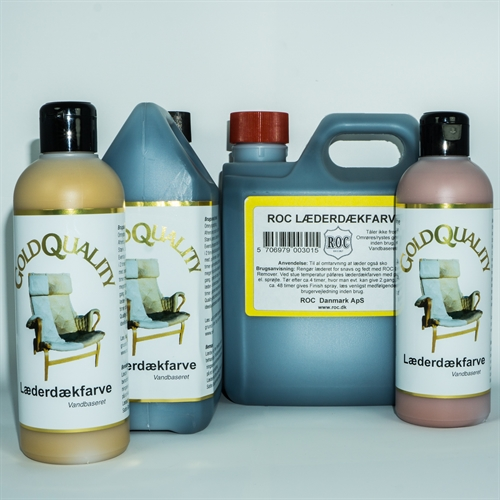 ROC Læderdækfarve  / ROC Leather paint